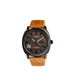 Original Curren Business Man Quartz Fashion Vogue Sport Casual Wrist Watch