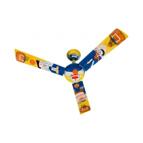 Usha 1200 Mm Doraemon Basketball Ceiling Fan Multicolor