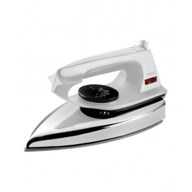 Usha 2802 Dry Iron White