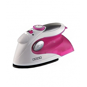 Usha Techne 500 Steam Iron-pink