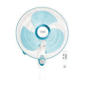 V-guard Finesta Rw Remote Wall Fan - Blue And White