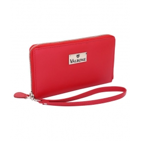 Valbone Red Wallet
