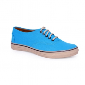 Blinder Men's Sky Blue Lace-up Casual Sneakers Shoes