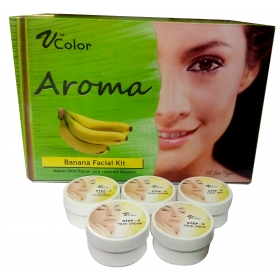 V-color Aroma Banana Facial Kit 270 G