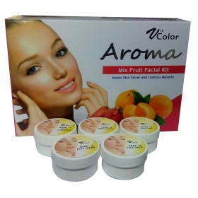V-color Aroma Mixed Fruit Facial Kit 270 G
