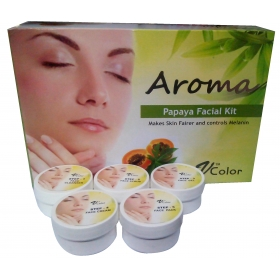 V-color Aroma Papaya Facial Kit 270g