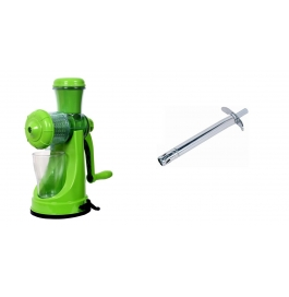Vinayaka Apex Green Juicer With Free Gas Lighter