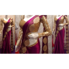 Indian Bollywood Designer Sarees For Women Party Wear a266d65e6187c