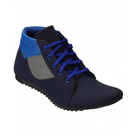 Lifestyle Blue Casual Shoes