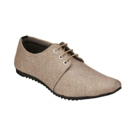 Lifestyle Beige Casual Shoes