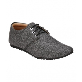 Lifestyle Gray Casual Shoes