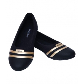 Black Ethnic Footwear