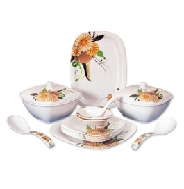 Vista Dinner Set  40 Pcs