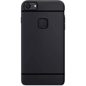 Vivo V7 Plus Bumper Cases Hamee - Black