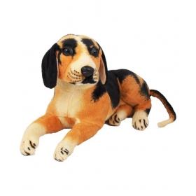 Brown Dog Stuffed Animal