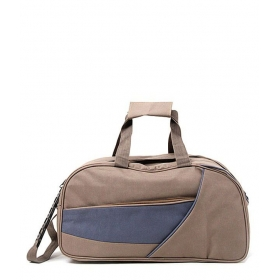 Walletsnbags Sturdy Khaki Duffle Bag