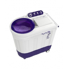 Whirlpool Ace 7.5 Super Soak 7.5 Kg Top Load Semi Automatic Washing Machine - Peppy Purple