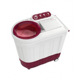 Whirlpool Ace 7.5 Turbo Dry 7.5 Kg Top Load Semi Automatic Washing Machine - Coral Red