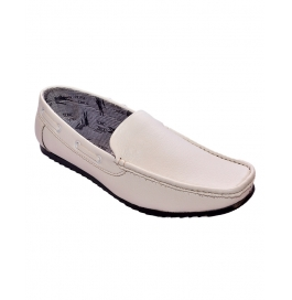 Blander White Mt Loafer Shoes