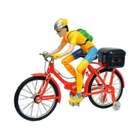 Battery Operated Cycle With Man Paddle Move Toy