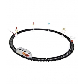 Wishkey Multicolour Bullet Train Track Set