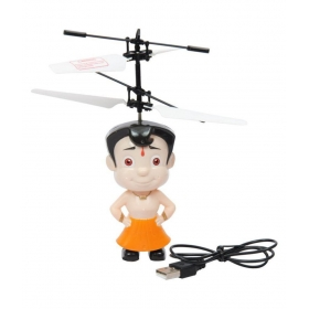 Remote Control Flying Chhota Bheem With Sensor