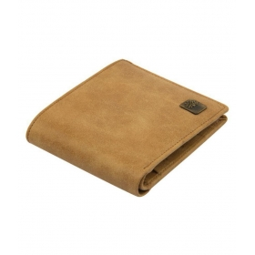 Woodland Clue Leather Brown Casual Regular Wallet