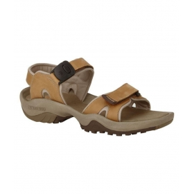 Woodland Gd 2053116 Snaype Yellow Sandals
