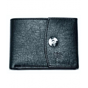 Woodland Lander Leather Black Casual Regular Wallet