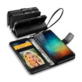 Xiaomi Mi Max 2 Flip Cover By Gbos - Black