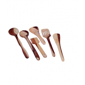 Desi Karigar 6 Ladles Set