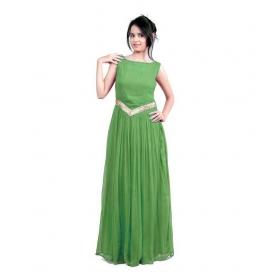 Mandi Dark-v Gown