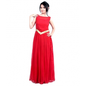 Red-v Gown