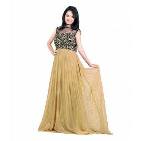 Chiku Choli Gown