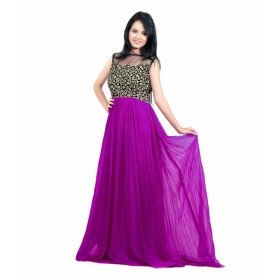 Multi Choli Gown