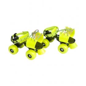 Yellow Roller Skates