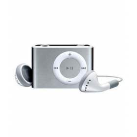 Yuvan Hq Metallic Mp3 Players ( Silver )