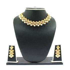 Cubic Austrian Diamond Necklace Set