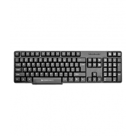 Zebronics Zeb-k11 Black Usb Wired Desktop Keyboard