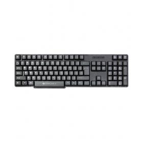 Zebronics Zeb-k21 Black Usb Wired Desktop Keyboard