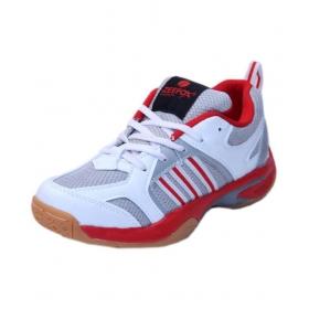 Zeefox Sparx Flat Male White Shoes