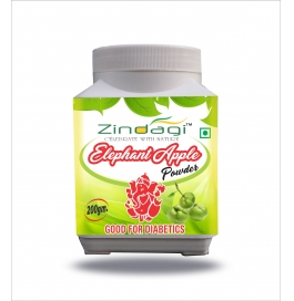 Zindagi Elephant (sugar) Apple-100% Pure & Natural Health Supplement-sugarfree (200gm)