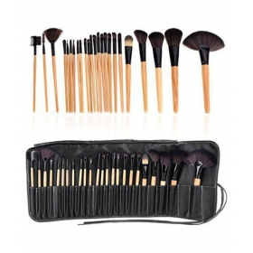 Zureni Foundation Brush,concealer Brush,blusher Brush 24 No.s