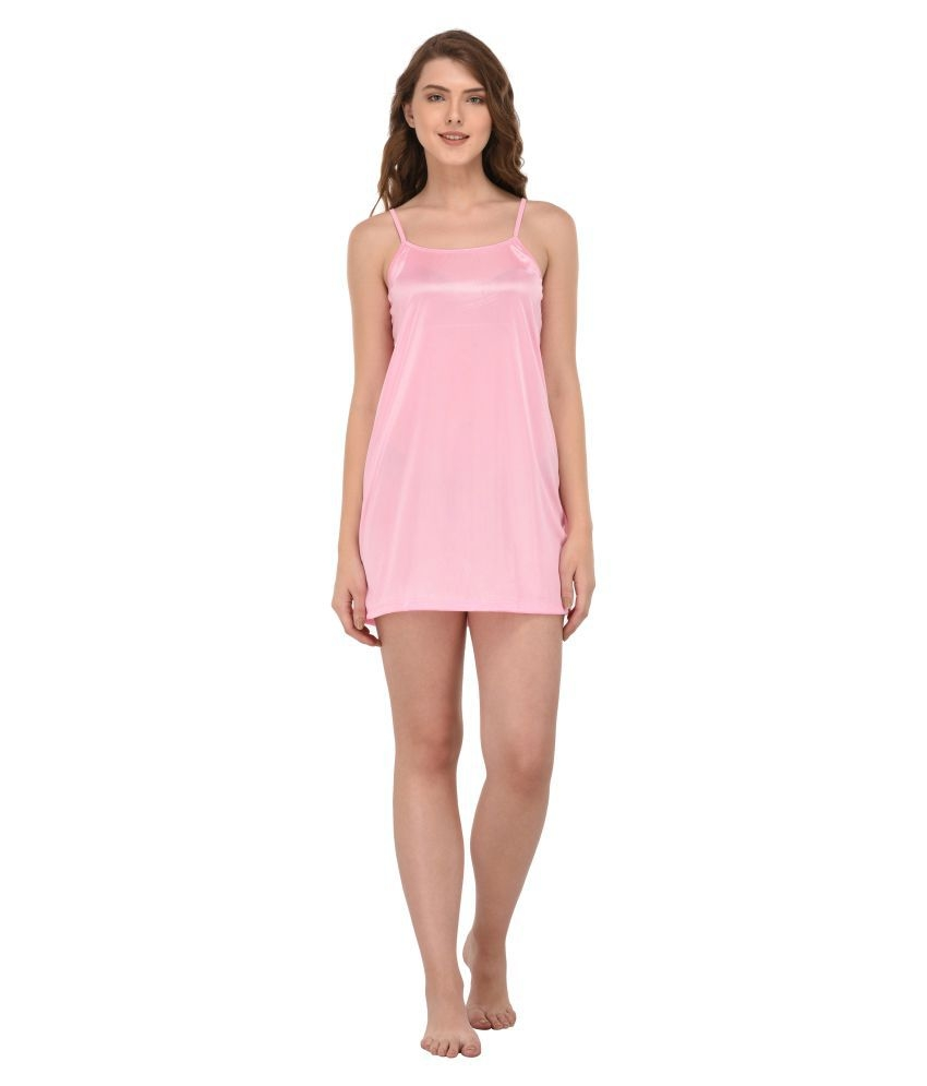 98e1a8ada8 Forever Satin Nighty   Night Gowns